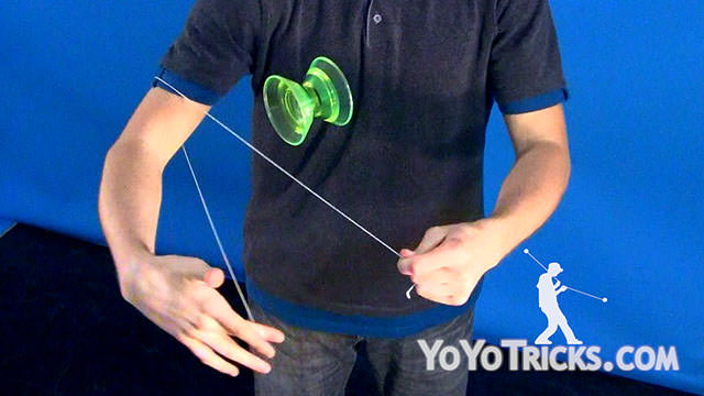 Goldilocks Zone Yoyo Trick