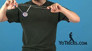 Gondola Yoyo Trick
