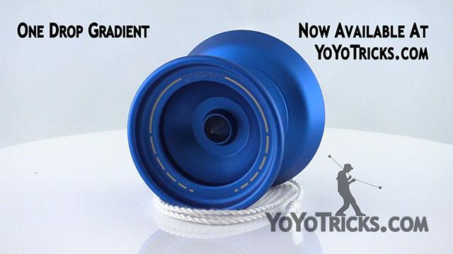 One Drop Gradient Yoyo Review Yoyo Video