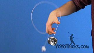 Gravity Whip Yoyo Trick