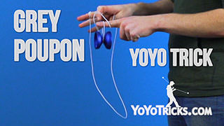 Grey Poupon Yoyo Trick
