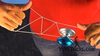 Grid Iron Yoyo Trick