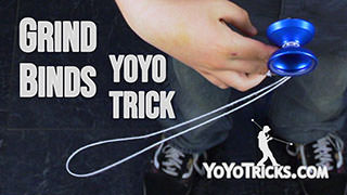 Grind Binds Yoyo Trick