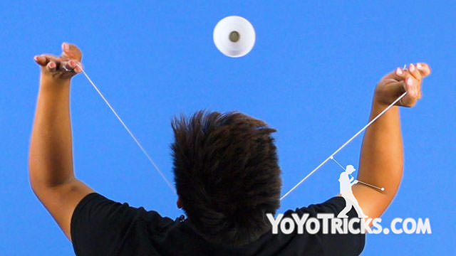Head Orbits Yoyo Trick