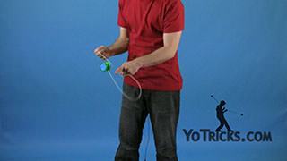 Hook (i.e. Hidemasa Hook) Yoyo Trick