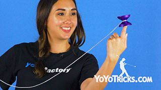 Hot Tamale Yoyo Trick