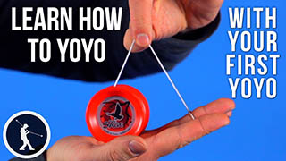 How to Yoyo with your First Yoyo Yoyo Trick