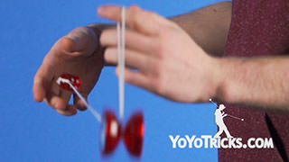 How to Hold and Catch a Freehand YoYo Yoyo Trick