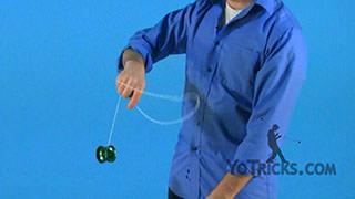 Iron Whip Yoyo Trick