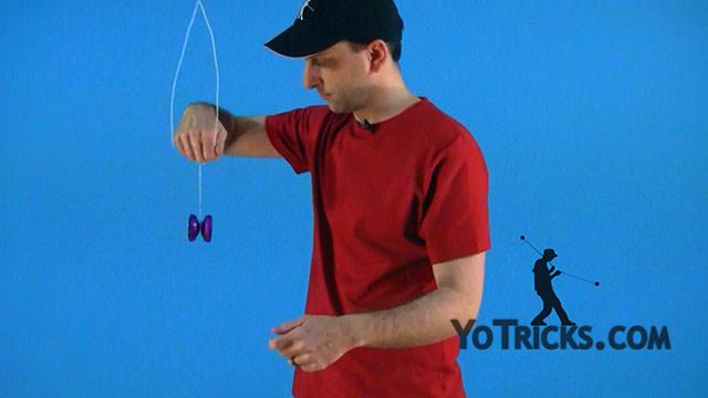 Jade Whip Yoyo Trick