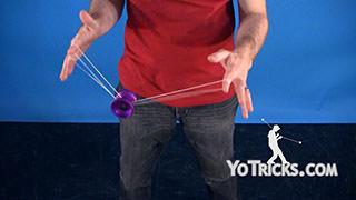 Kamikaze Mount Yoyo Trick