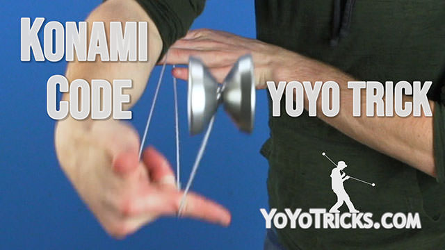 Yoyo tricks - Konami_Code_yotricks