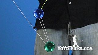 Koro Koro Yoyo Trick