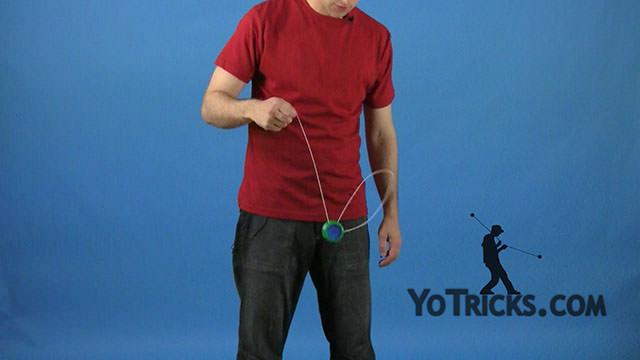 Laceration Yoyo Trick