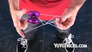 Ladder Escape Yoyo Trick
