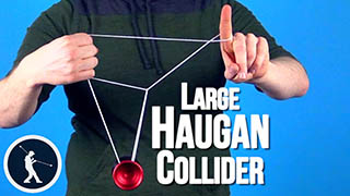 Large Haugan Collider Yoyo Trick