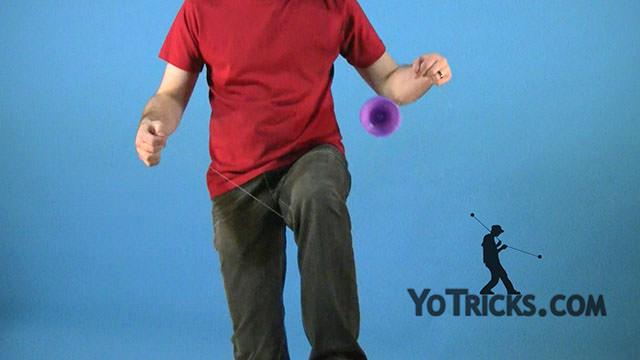 Leg Orbits Yoyo Trick