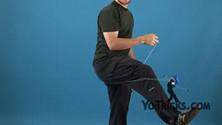 Leg Wrap Yoyo Trick