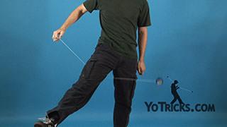 Leg Wrap Trap Yoyo Trick