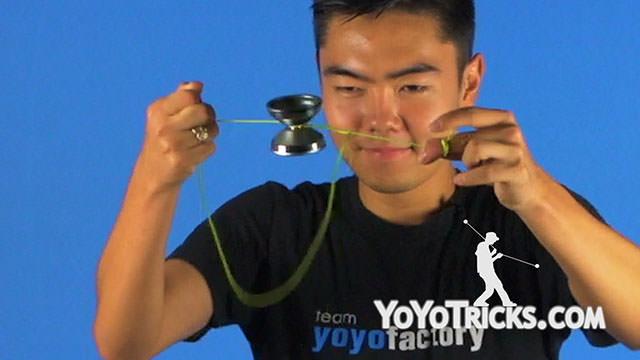 Level 100 Gyrados Yoyo Video