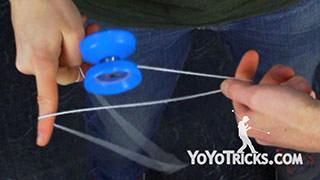 Locomotion Yoyo Trick