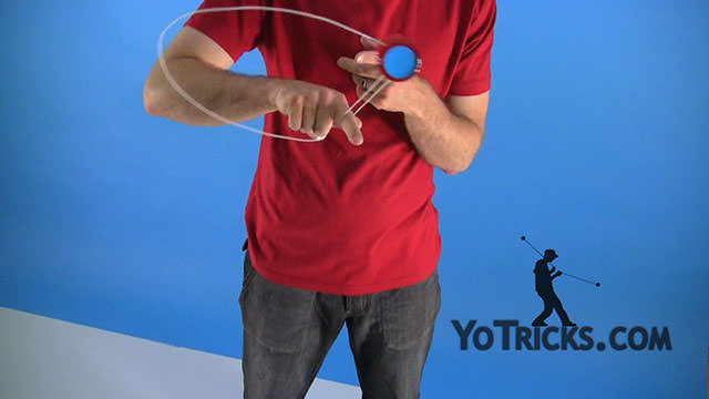 Man on the Flying Trapeze and His Brother Slack Yoyo Trick