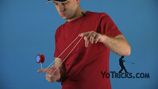Man on the Flying Trapeze and his Brother Yoyo Trick