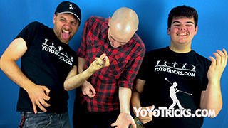 Monday Morning Update (In the Afternoon) – Yoyo News 7-3-17 Yoyo Trick