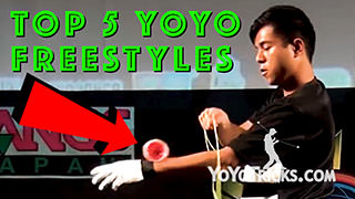 The Top 5 Best Yoyo Freestyles of All Time + Instagram Contest – Weekly Yoyo Update 1-31-18