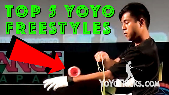 The Top 5 Best Yoyo Freestyles of All Time + Instagram Contest – Weekly Yoyo Update 1-31-18 Yoyo Video