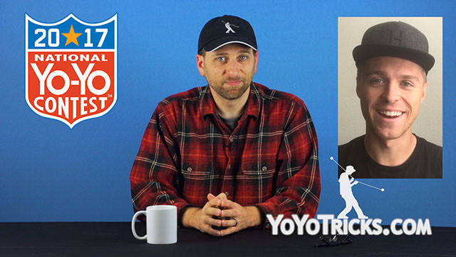 The Weekly Yoyo Update where Gentry Stein Runs a Contest – 10-4-17 Yoyo Video