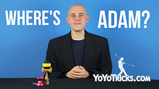 The Weekly Yoyo Update Where Adam's Missing – 9-20-17 Yoyo Trick