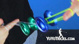 Mach 10 Yoyo Trick