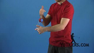 Mach 5 Yoyo Trick