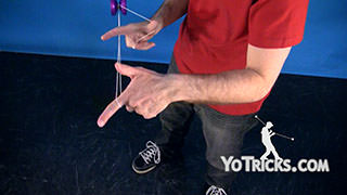 Magic Drop and Shockwave Yoyo Trick