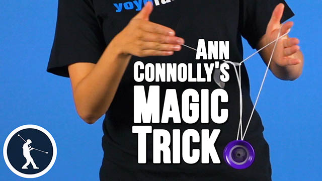 Magic Trick Yoyo Trick