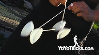 Mass Pandamonium Offstring Yoyo Tricks with Sean Perez Yoyo Trick