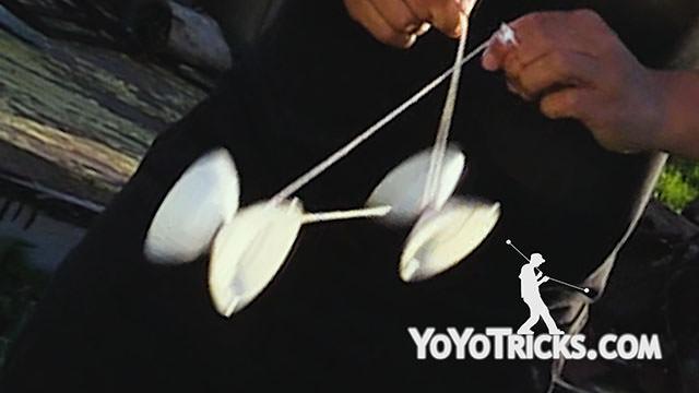 Mass Pandamonium Offstring Yoyo Tricks with Sean Perez Yoyo Trick