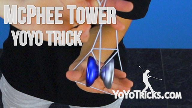 McPhee Tower Yoyo Trick