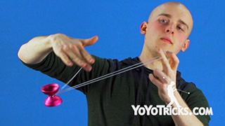 Mobius Maneuver Yoyo Trick
