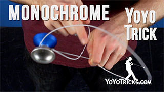 Monochrome Yoyo Trick