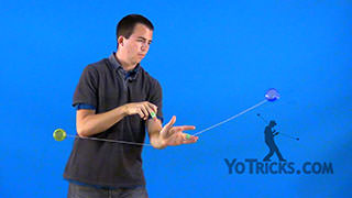Moonlight Yoyo Trick