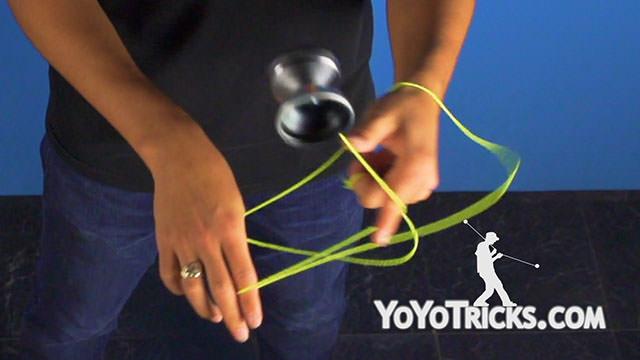 Nagao Hops Yoyo Trick