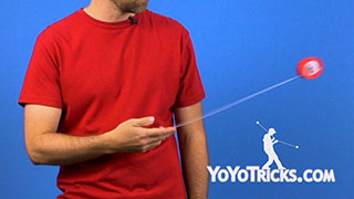 The Breakaway Yoyo Trick