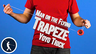 Man on the Flying Trapeze Yoyo Trick