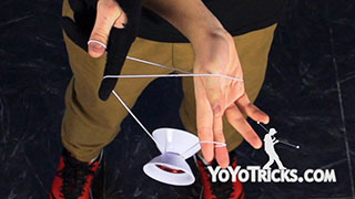Ninja Hands Yoyo Trick