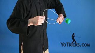 Ninja Vanish Yoyo Trick