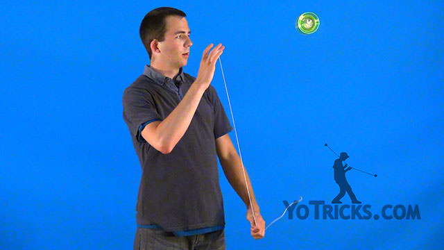 Offstring Yoyoing Introduction 4A Yoyo Trick
