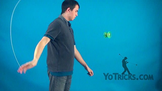 Open String Bind Yoyo Trick