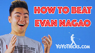 Evan Nagao Explains How to Beat Evan Nagao: PNWR 2018 Contest Recap Yoyo Trick